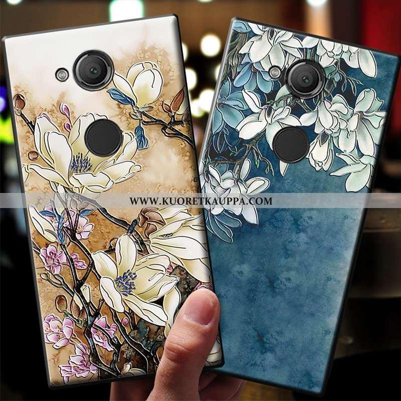 Kuori Sony Xperia Xa2 Ultra, Kuoret Sony Xperia Xa2 Ultra, Kotelo Sony Xperia Xa2 Ultra Pesty Suede