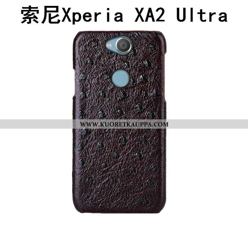 Kuori Sony Xperia Xa2 Ultra, Kuoret Sony Xperia Xa2 Ultra, Kotelo Sony Xperia Xa2 Ultra Ylellisyys A