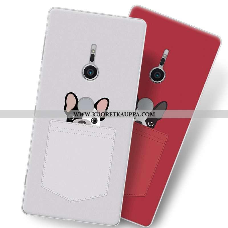 Kuori Sony Xperia Xz2, Kuoret Sony Xperia Xz2, Kotelo Sony Xperia Xz2 Pehmeä Neste Suojaus Murtumato
