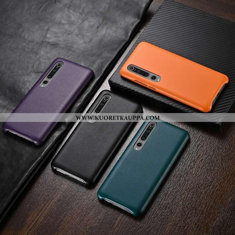 Kuori Xiaomi Mi 10, Kuoret Xiaomi Mi 10, Kotelo Xiaomi Mi 10 Persoonallisuus Luova Pieni Oranssi