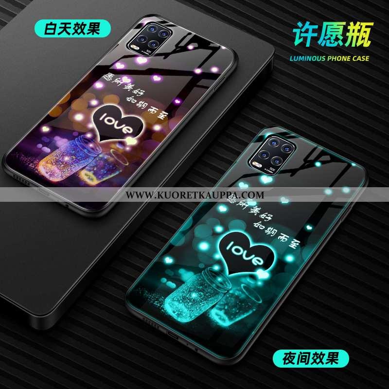 Kuori Xiaomi Mi 10 Lite, Kuoret Xiaomi Mi 10 Lite, Kotelo Xiaomi Mi 10 Lite Lasi Tila Kova All Inclu