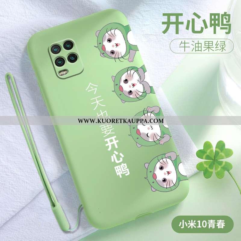 Kuori Xiaomi Mi 10 Lite, Kuoret Xiaomi Mi 10 Lite, Kotelo Xiaomi Mi 10 Lite Pesty Suede Persoonallis
