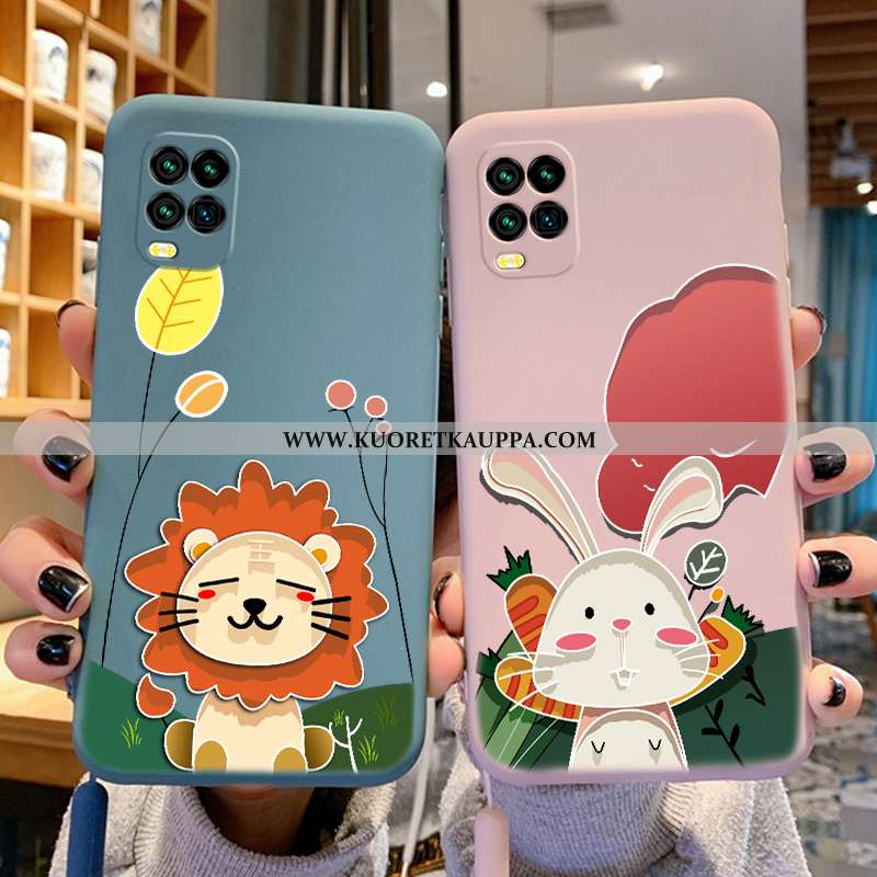 Kuori Xiaomi Mi 10 Lite, Kuoret Xiaomi Mi 10 Lite, Kotelo Xiaomi Mi 10 Lite Ultra Pehmeä Neste Sarja