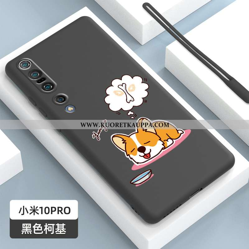 Kuori Xiaomi Mi 10 Pro, Kuoret Xiaomi Mi 10 Pro, Kotelo Xiaomi Mi 10 Pro Pesty Suede Persoonallisuus