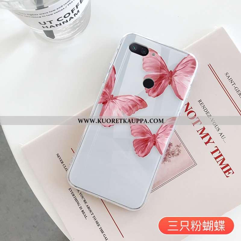 Kuori Xiaomi Mi 8 Lite, Kuoret Xiaomi Mi 8 Lite, Kotelo Xiaomi Mi 8 Lite Pehmeä Neste Valo Persoonal
