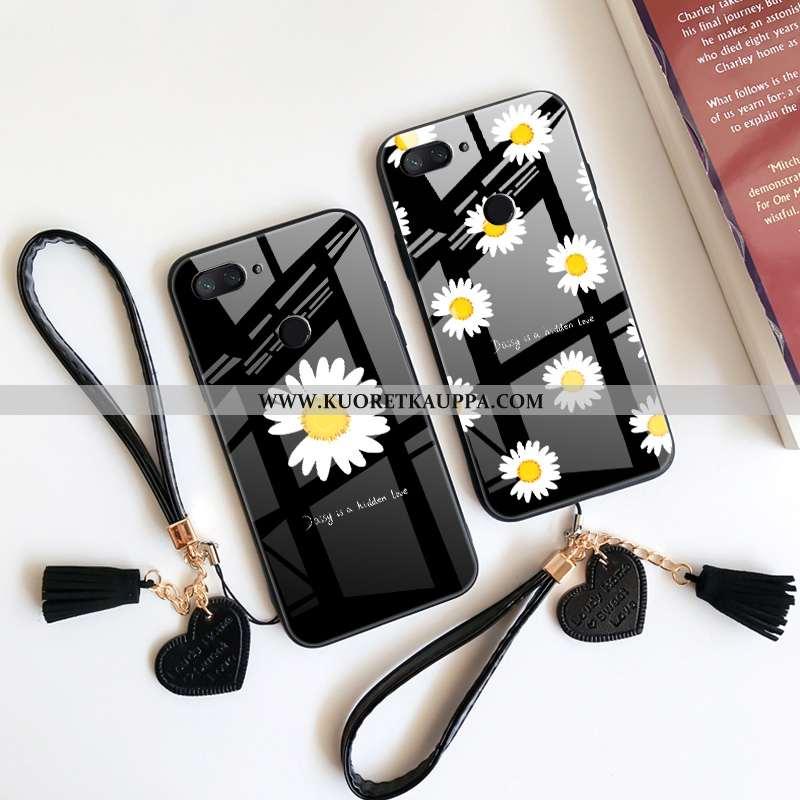 Kuori Xiaomi Mi 8 Lite, Kuoret Xiaomi Mi 8 Lite, Kotelo Xiaomi Mi 8 Lite Tila Suojaus Net Red Päivän