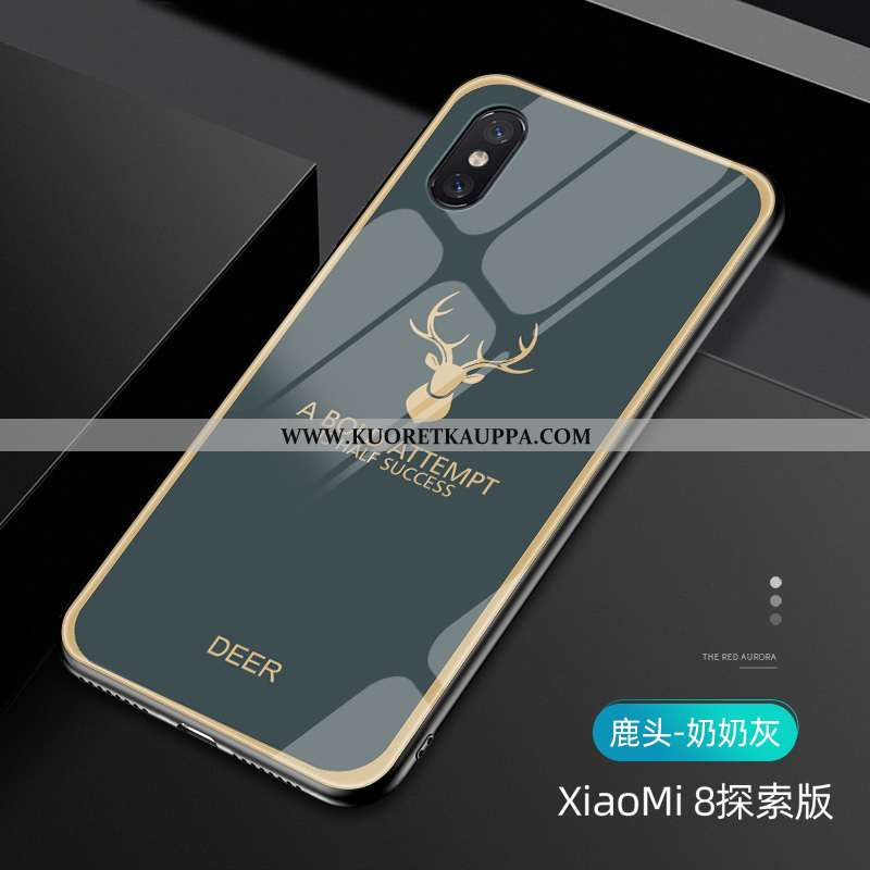 Kuori Xiaomi Mi 8 Pro, Kuoret Xiaomi Mi 8 Pro, Kotelo Xiaomi Mi 8 Pro Ylellisyys Persoonallisuus Luo