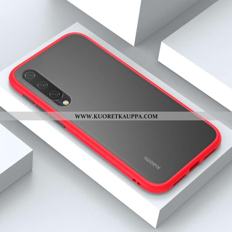 Kuori Xiaomi Mi 9, Kuoret Xiaomi Mi 9, Kotelo Xiaomi Mi 9 Suojaus Pesty Suede Suuntaus Net Red All I