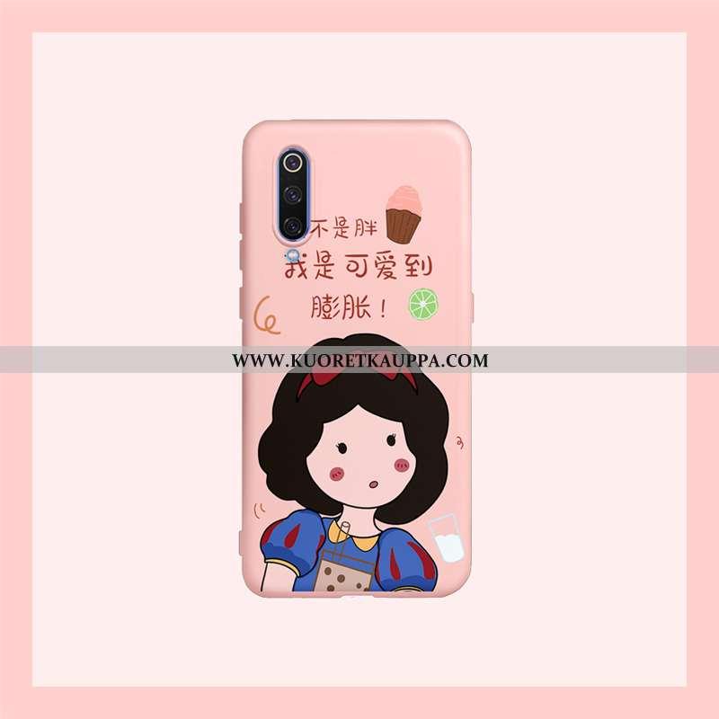 Kuori Xiaomi Mi 9 Lite, Kuoret Xiaomi Mi 9 Lite, Kotelo Xiaomi Mi 9 Lite Ihana Pehmeä Neste Pieni Si