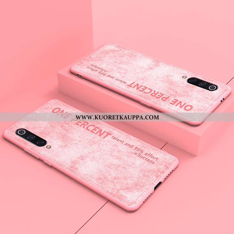 Kuori Xiaomi Mi 9 Lite, Kuoret Xiaomi Mi 9 Lite, Kotelo Xiaomi Mi 9 Lite Pehmeä Neste Valo Murtumato