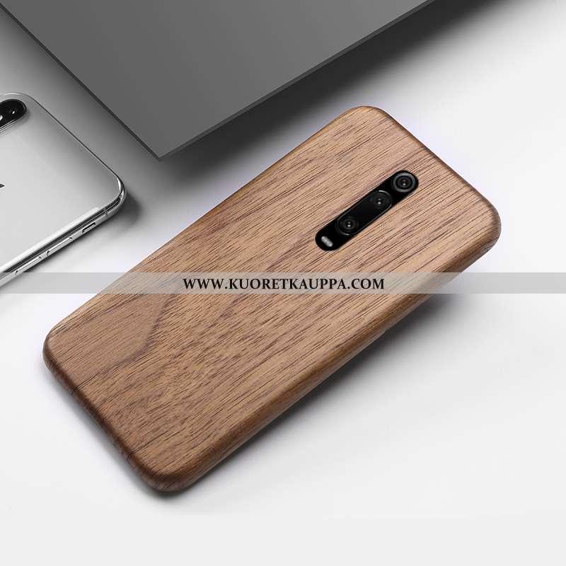 Kuori Xiaomi Mi 9t, Kuoret Xiaomi Mi 9t, Kotelo Xiaomi Mi 9t Suojaus Luova Murtumaton Punainen Ruske