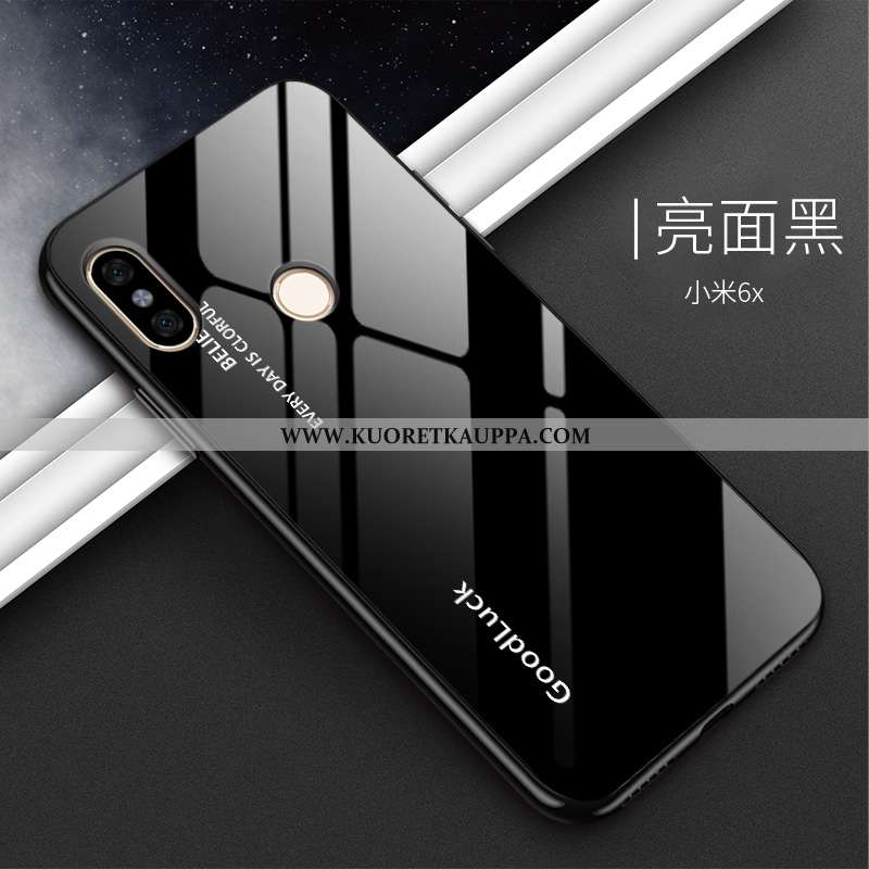 Kuori Xiaomi Mi A2, Kuoret Xiaomi Mi A2, Kotelo Xiaomi Mi A2 Luova Silikoni Murtumaton Puhelimen Per