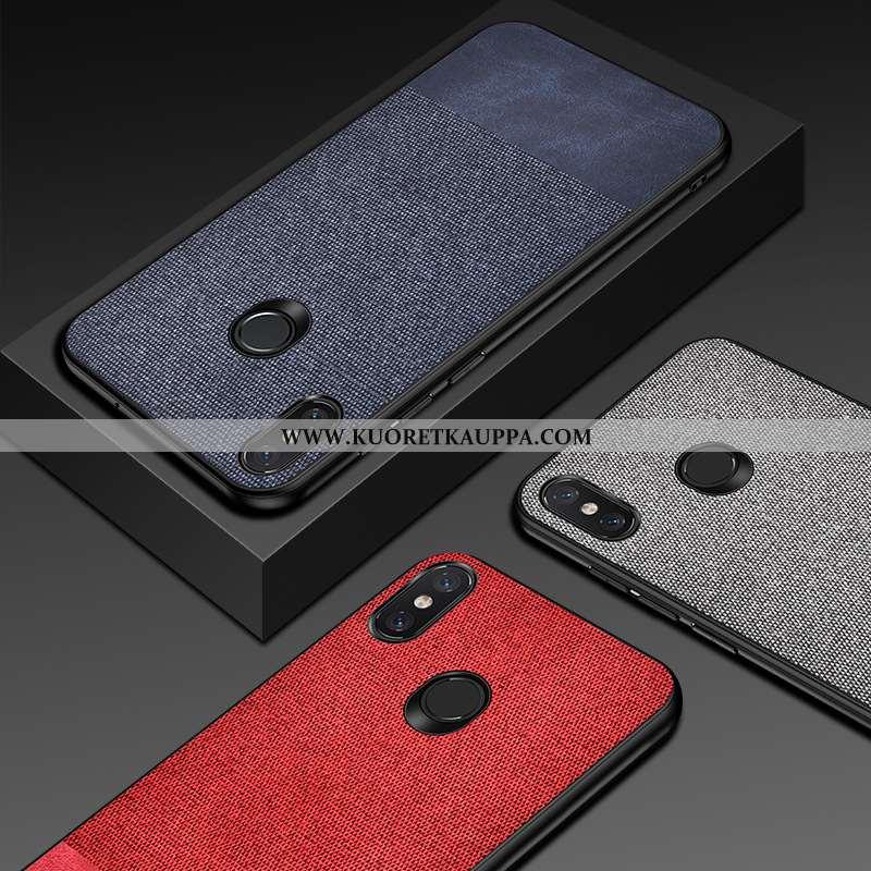 Kuori Xiaomi Mi A2, Kuoret Xiaomi Mi A2, Kotelo Xiaomi Mi A2 Nahkakuori Pehmeä Neste Pieni Silikoni