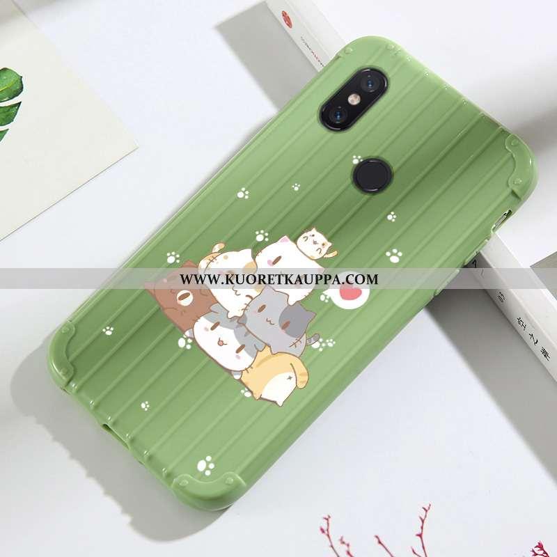 Kuori Xiaomi Mi A2 Lite, Kuoret Xiaomi Mi A2 Lite, Kotelo Xiaomi Mi A2 Lite Pehmeä Neste Silikoni Vi