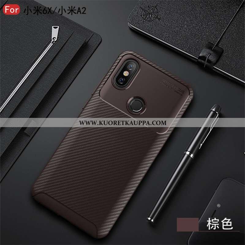Kuori Xiaomi Mi A2 Lite, Kuoret Xiaomi Mi A2 Lite, Kotelo Xiaomi Mi A2 Lite Suojaus Kukkakuvio Pieni