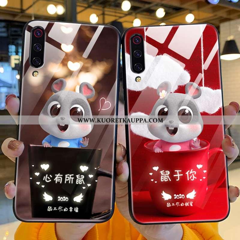 Kuori Xiaomi Mi A3, Kuoret Xiaomi Mi A3, Kotelo Xiaomi Mi A3 Persoonallisuus Luova Silikoni Suojaus