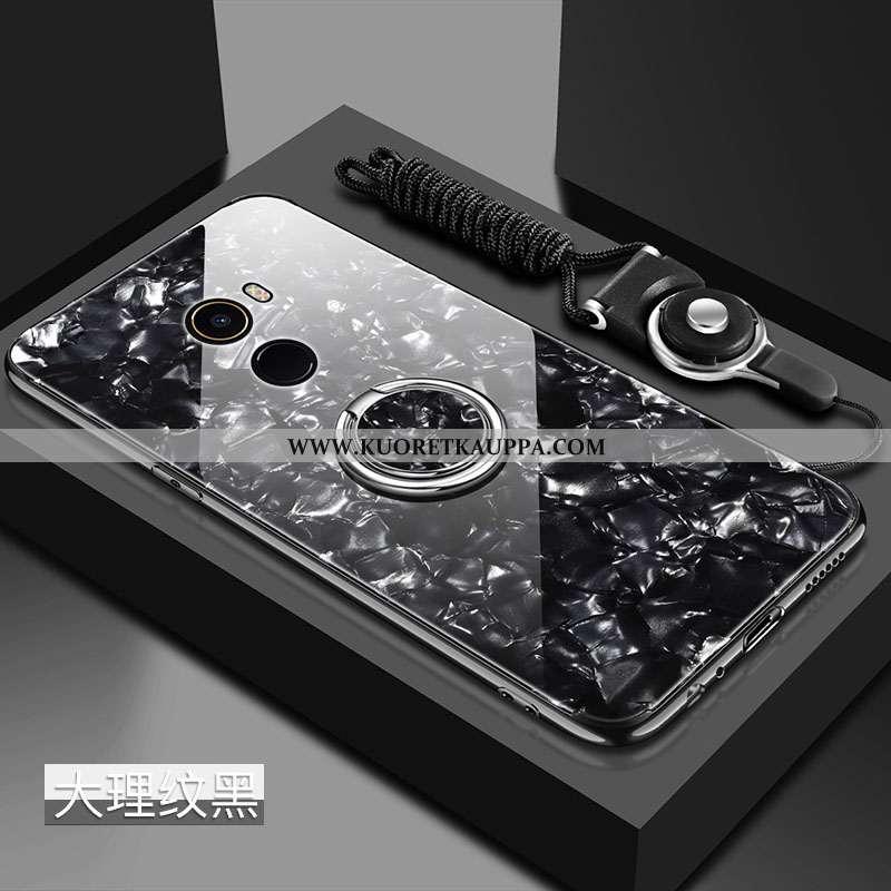 Kuori Xiaomi Mi Mix 2, Kuoret Xiaomi Mi Mix 2, Kotelo Xiaomi Mi Mix 2 Lasi Ripustettavat Koristeet K