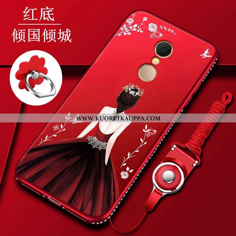 Kuori Xiaomi Redmi 5, Kuoret Xiaomi Redmi 5, Kotelo Xiaomi Redmi 5 Silikoni Suojaus Läpinäkyvä Murtu