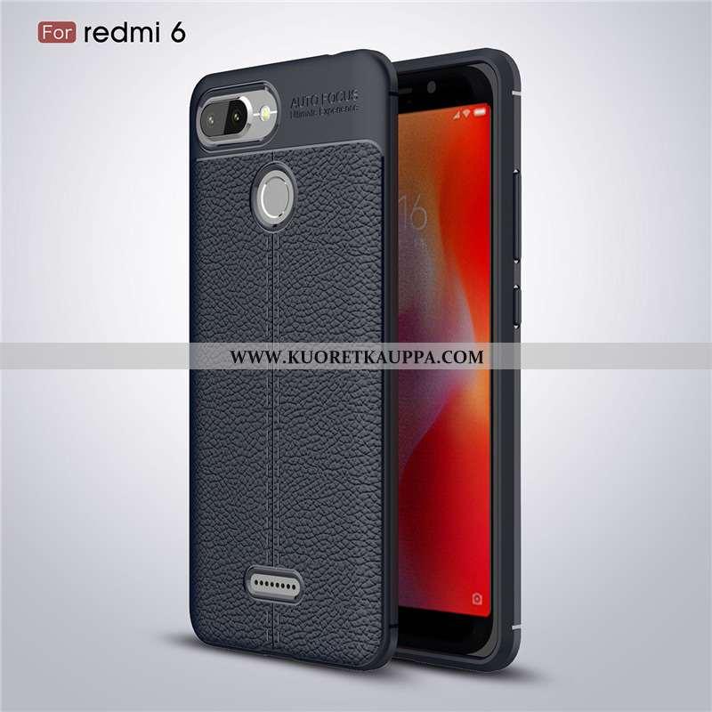Kuori Xiaomi Redmi 6, Kuoret Xiaomi Redmi 6, Kotelo Xiaomi Redmi 6 Silikoni Suojaus Ylellisyys Valo
