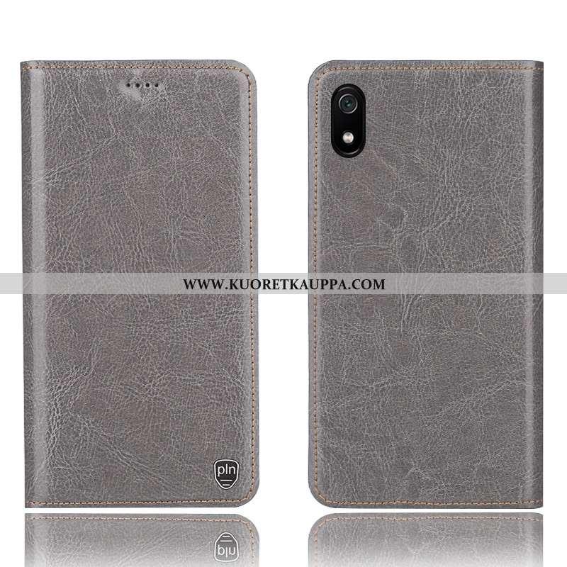 Kuori Xiaomi Redmi 7a, Kuoret Xiaomi Redmi 7a, Kotelo Xiaomi Redmi 7a Suojaus Nahkakuori Murtumaton