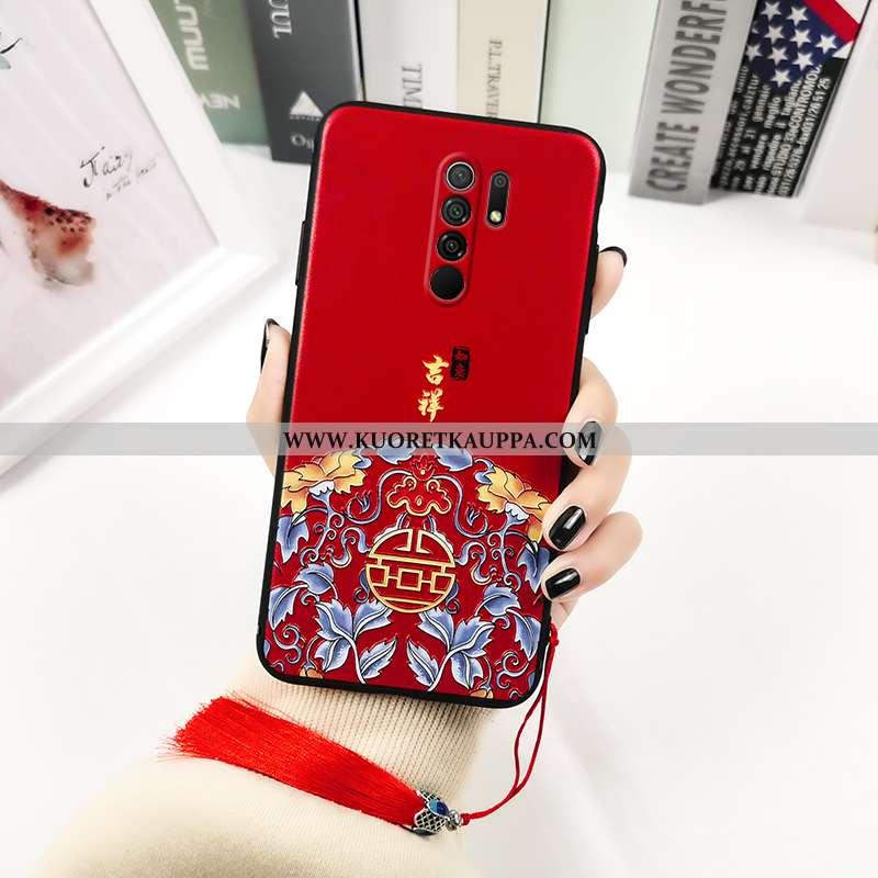 Kuori Xiaomi Redmi 9, Kuoret Xiaomi Redmi 9, Kotelo Xiaomi Redmi 9 Silikoni Suojaus Murtumaton Kohok