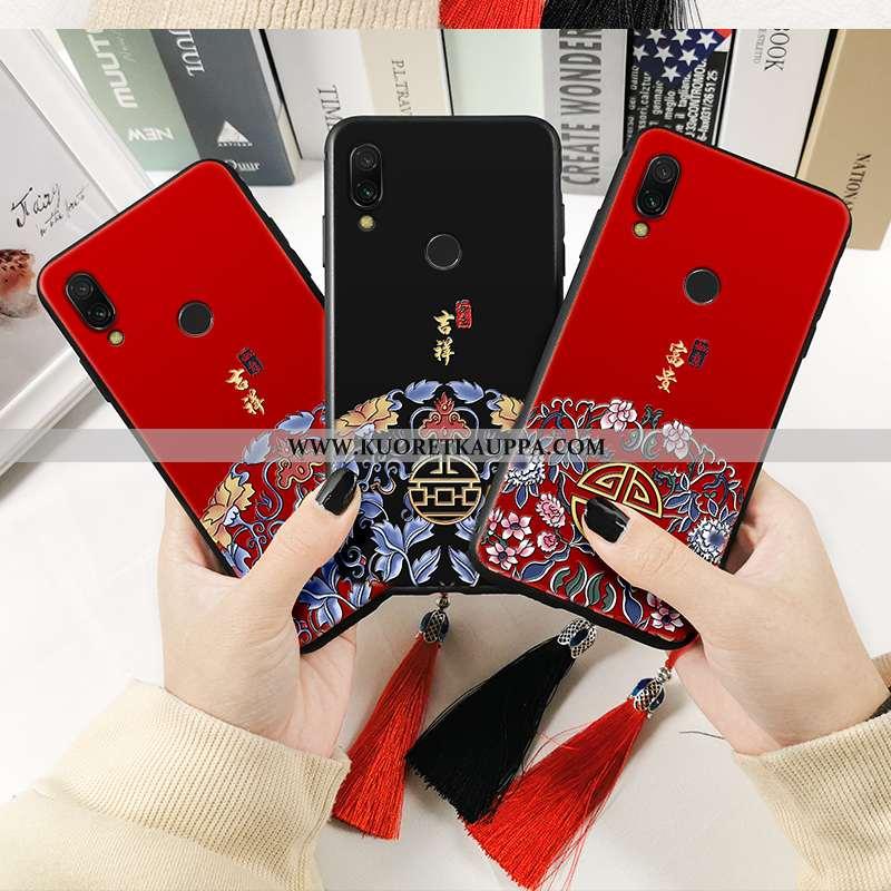 Kuori Xiaomi Redmi Note 7, Kuoret Xiaomi Redmi Note 7, Kotelo Xiaomi Redmi Note 7 Kohokuviointi Vuos