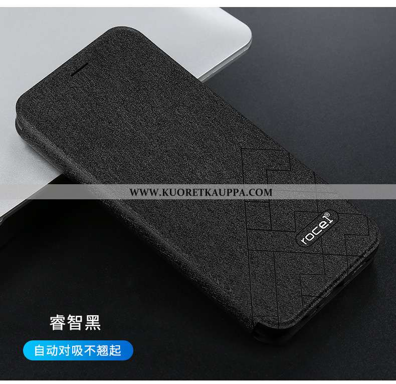 Kuori Xiaomi Redmi Note 7, Kuoret Xiaomi Redmi Note 7, Kotelo Xiaomi Redmi Note 7 Nahkakuori Silikon