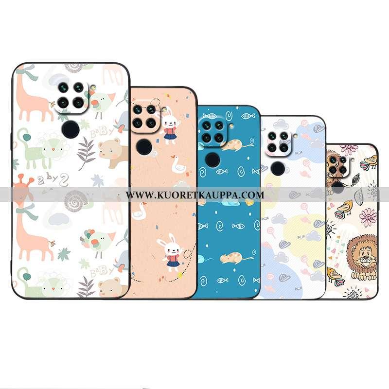Kuori Xiaomi Redmi Note 9, Kuoret Xiaomi Redmi Note 9, Kotelo Xiaomi Redmi Note 9 Sarjakuva Kukkakuv