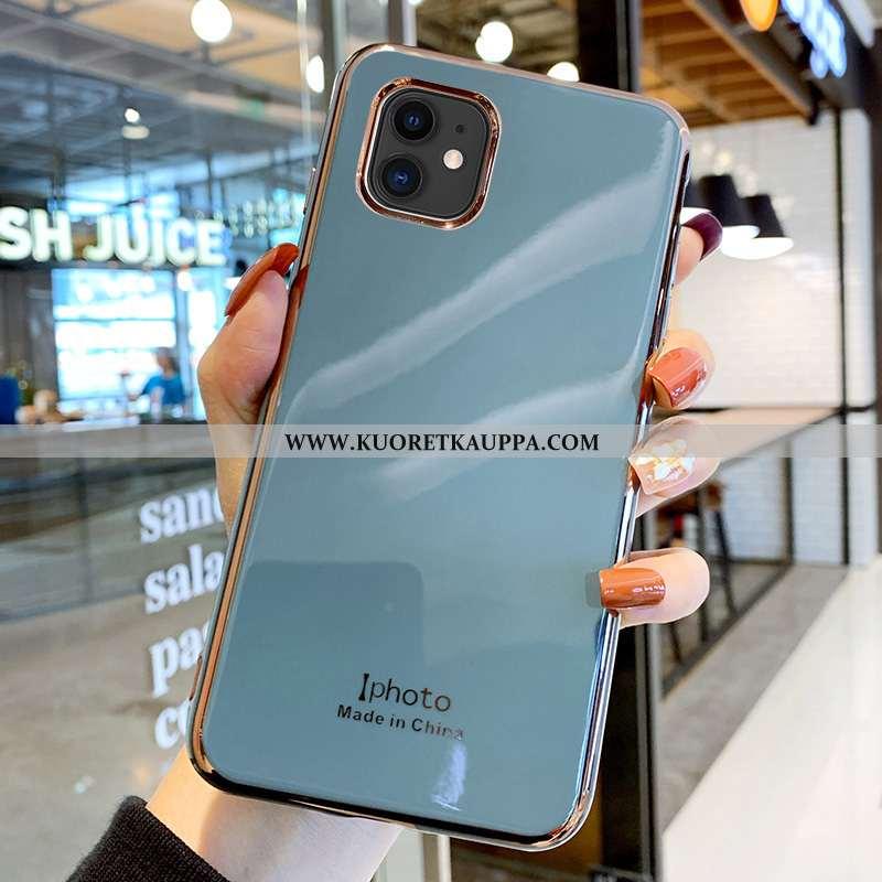 Kuori iPhone 11, Kuoret iPhone 11, Kotelo iPhone 11 Silikoni Suuntaus All Inclusive Net Red Yksinker