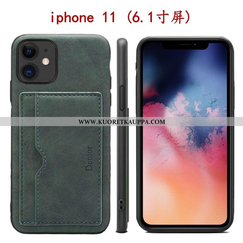 Kuori iPhone 11, Kuoret iPhone 11, Kotelo iPhone 11 Suojaus Pehmeä Neste All Inclusive Murtumaton Tu