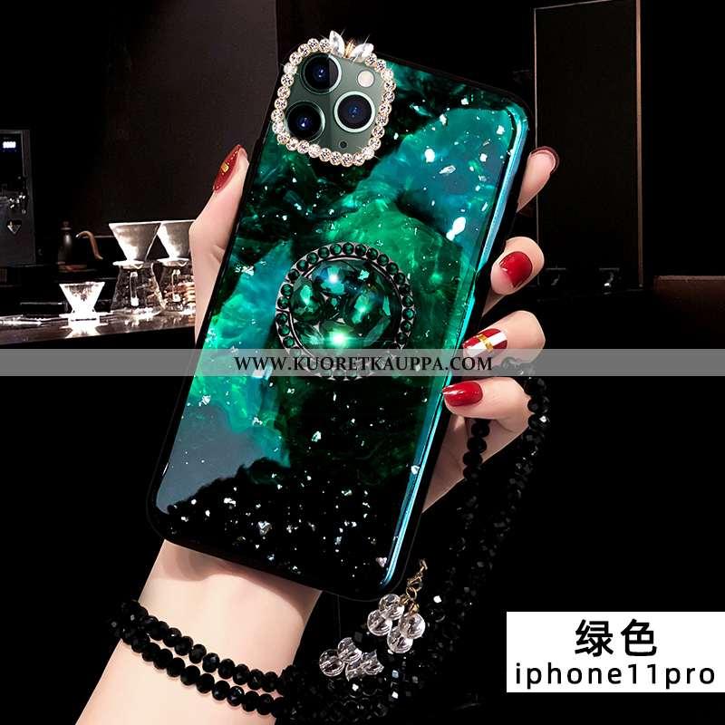 Kuori iPhone 11 Pro, Kuoret iPhone 11 Pro, Kotelo iPhone 11 Pro Luova Suuntaus Net Red Silikoni Tila