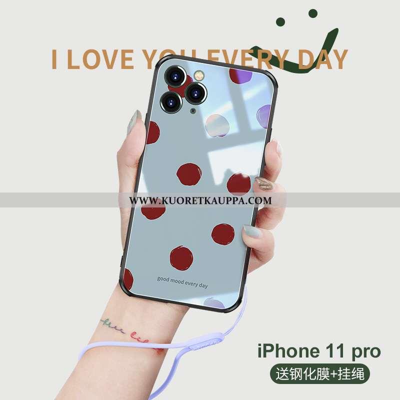 Kuori iPhone 11 Pro, Kuoret iPhone 11 Pro, Kotelo iPhone 11 Pro Persoonallisuus Luova Aaltopiste All