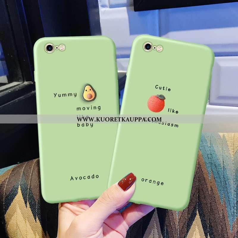 Kuori iPhone 6/6s, Kuoret iPhone 6/6s, Kotelo iPhone 6/6s Persoonallisuus Luova Puhelimen Pehmeä Nes