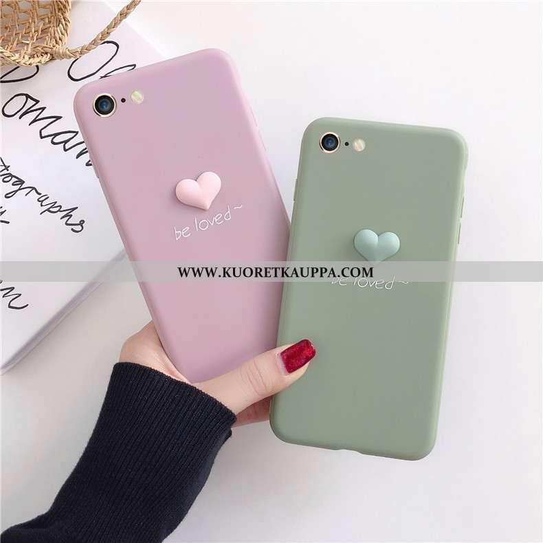 Kuori iPhone 6/6s, Kuoret iPhone 6/6s, Kotelo iPhone 6/6s Pesty Suede Persoonallisuus Net Red Sarjak