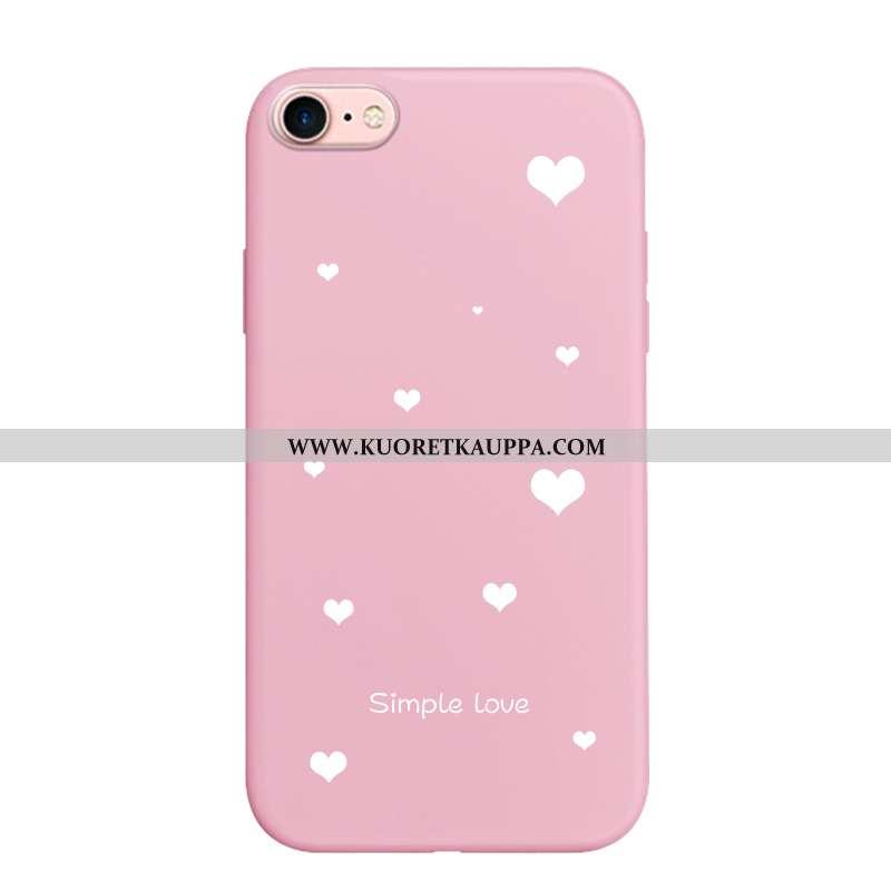 Kuori iPhone 6/6s, Kuoret iPhone 6/6s, Kotelo iPhone 6/6s Silikoni Persoonallisuus Jauhe Sarjakuva L