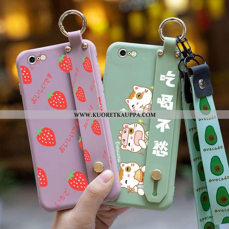 Kuori iPhone 6/6s, Kuoret iPhone 6/6s, Kotelo iPhone 6/6s Silikoni Suojaus Suuntaus Uusi Violetti