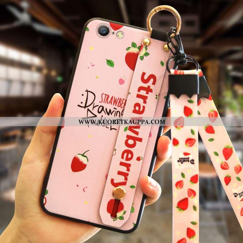 Kuori iPhone 6/6s, Kuoret iPhone 6/6s, Kotelo iPhone 6/6s Silikoni Suuntaus Puhelimen Jauhe Pinkki