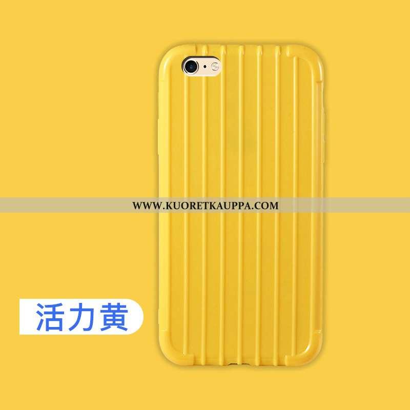 Kuori iPhone 6/6s, Kuoret iPhone 6/6s, Kotelo iPhone 6/6s Suojaus Tila Yksinkertainen Valo Keltaiset