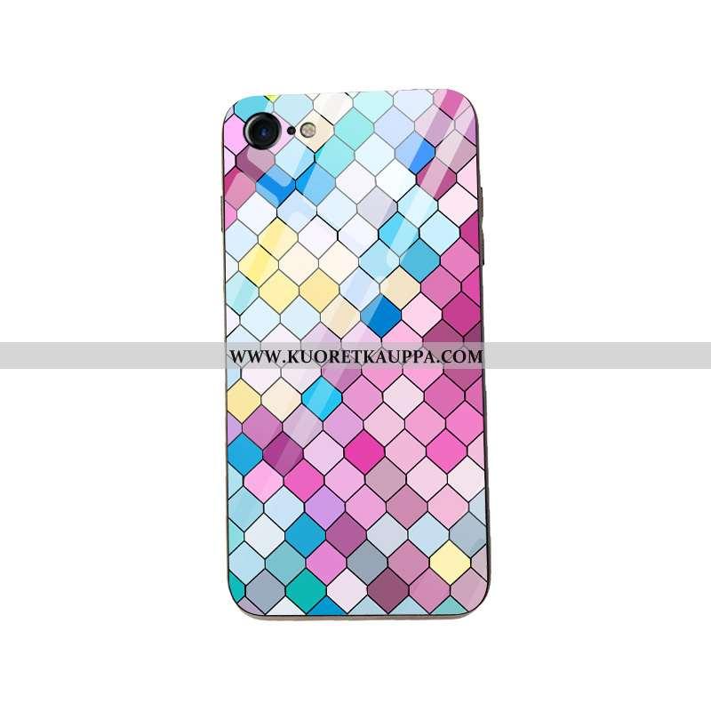 Kuori iPhone 7, Kuoret iPhone 7, Kotelo iPhone 7 Pehmeä Neste Silikoni Luova Persoonallisuus Camo