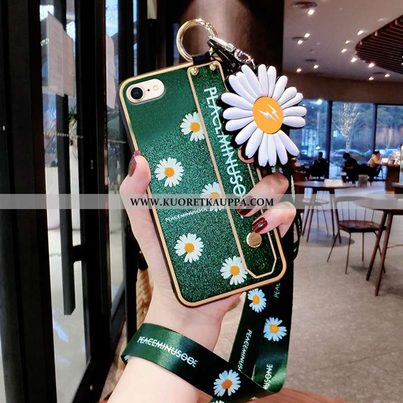 Kuori iPhone 7, Kuoret iPhone 7, Kotelo iPhone 7 Silikoni Ripustettavat Koristeet Uusi Murtumaton Pe
