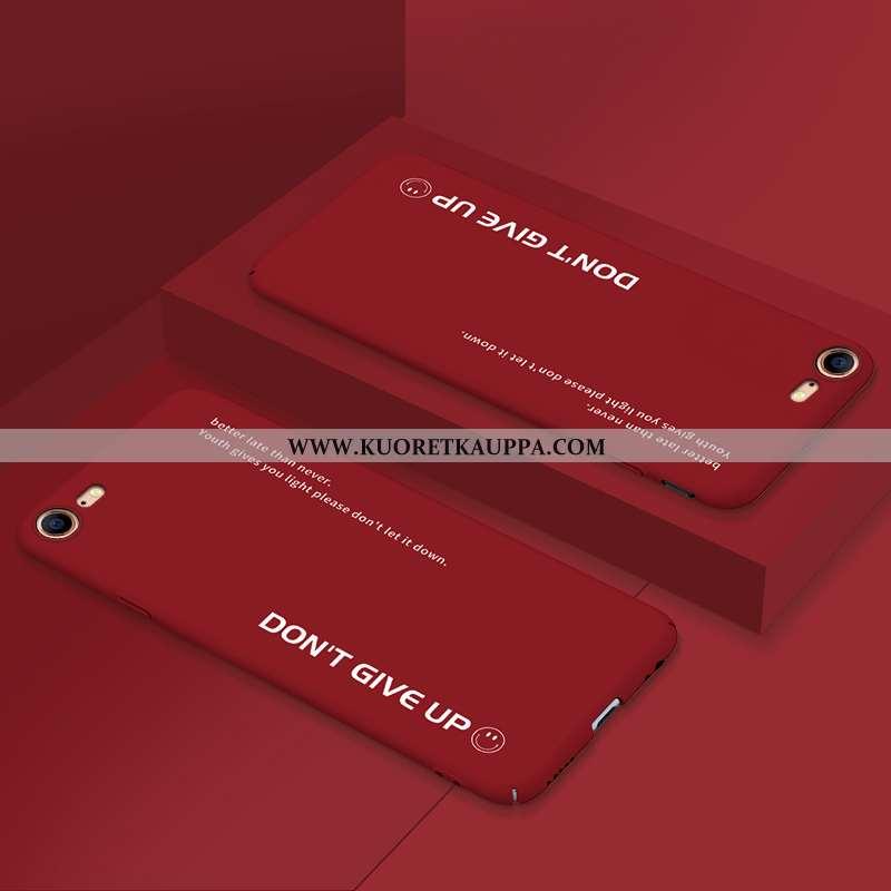Kuori iPhone 7, Kuoret iPhone 7, Kotelo iPhone 7 Suuntaus Ultra Valo Puhelimen Murtumaton Punainen