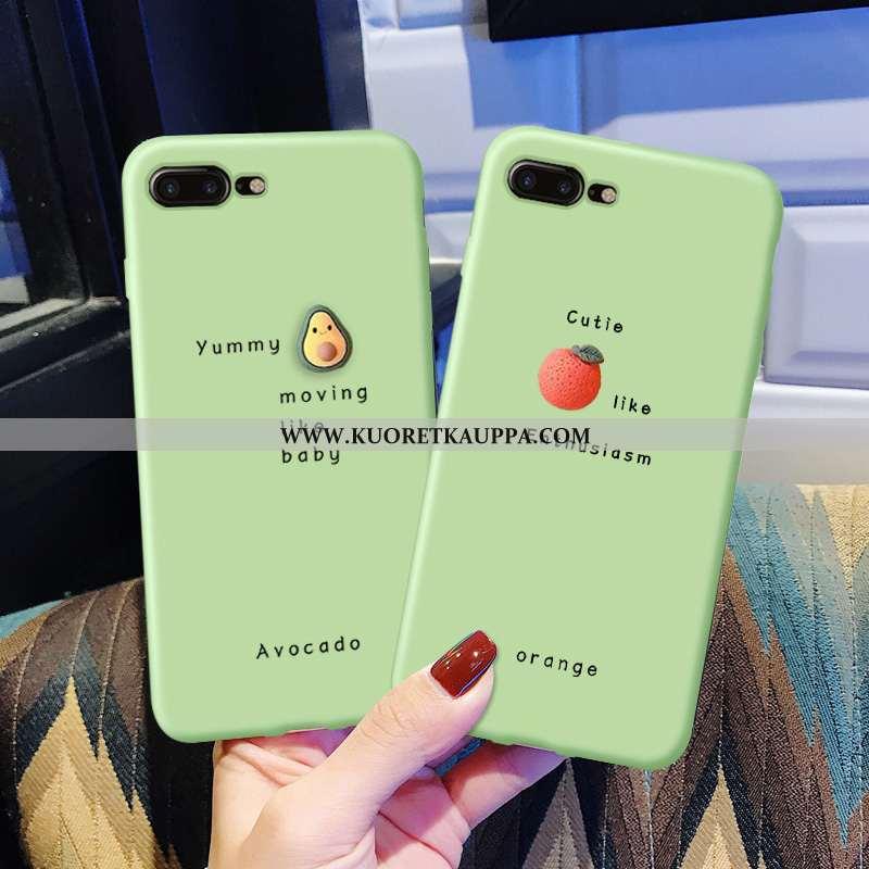 Kuori iPhone 7 Plus, Kuoret iPhone 7 Plus, Kotelo iPhone 7 Plus Persoonallisuus Luova Suojaus Pu Mur