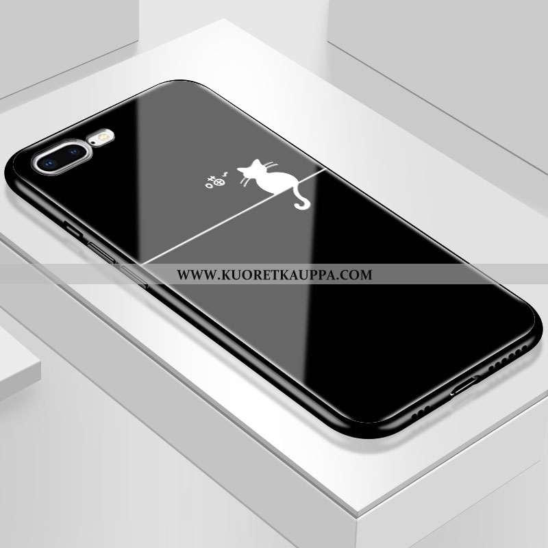 Kuori iPhone 7 Plus, Kuoret iPhone 7 Plus, Kotelo iPhone 7 Plus Suojaus Lasi Puhelimen Rakastunut Mu
