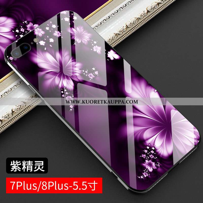 Kuori iPhone 8 Plus, Kuoret iPhone 8 Plus, Kotelo iPhone 8 Plus Persoonallisuus Luova Puhelimen Ylel
