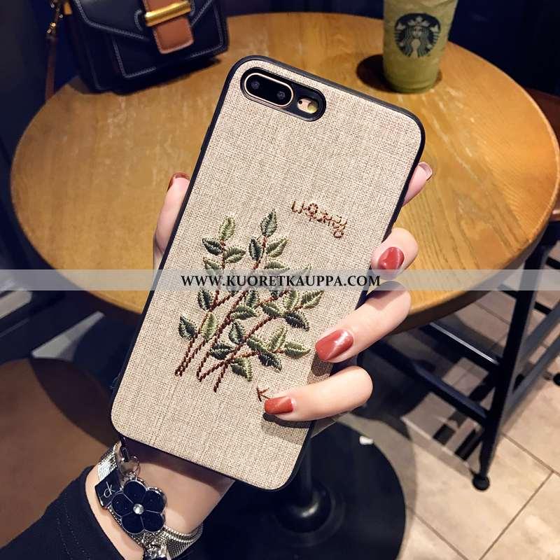 Kuori iPhone 8 Plus, Kuoret iPhone 8 Plus, Kotelo iPhone 8 Plus Ripustettavat Koristeet Luova Kirjon