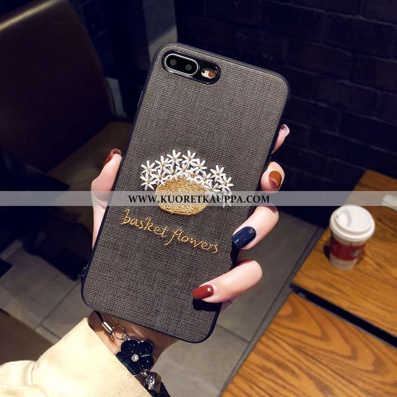Kuori iPhone 8 Plus, Kuoret iPhone 8 Plus, Kotelo iPhone 8 Plus Suojaus Kirjonta Taide Puhelimen Rus