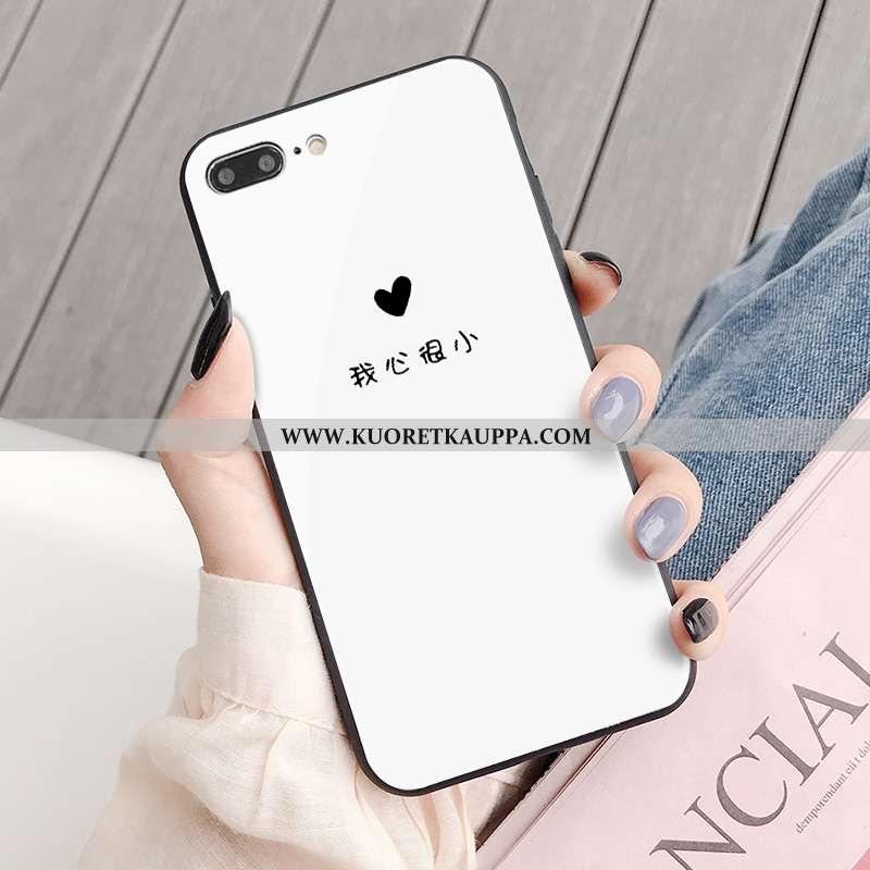 Kuori iPhone 8 Plus, Kuoret iPhone 8 Plus, Kotelo iPhone 8 Plus Suuntaus Suojaus Puhelimen Musta Val