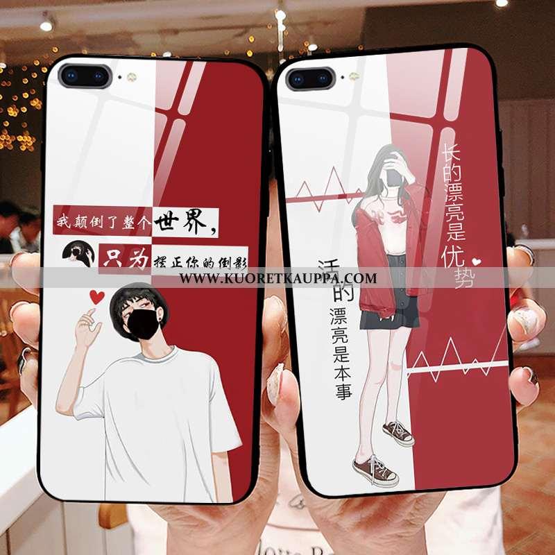 Kuori iPhone 8 Plus, Kuoret iPhone 8 Plus, Kotelo iPhone 8 Plus Tila Luova Kiinalainen Tyyli Net Red
