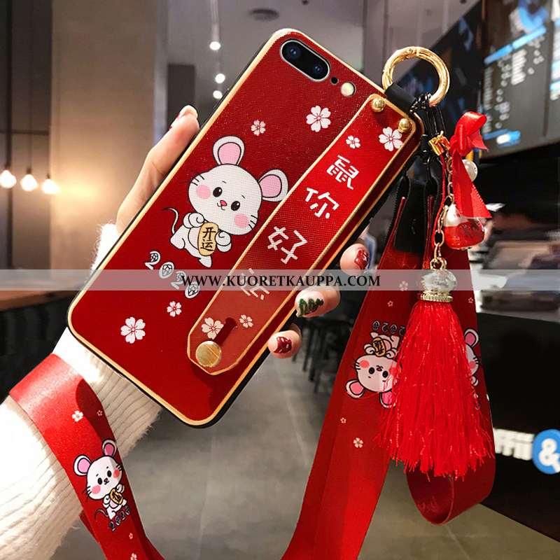Kuori iPhone 8 Plus, Kuoret iPhone 8 Plus, Kotelo iPhone 8 Plus Valo Silikoni Rotta Ultra Suojaus Pu