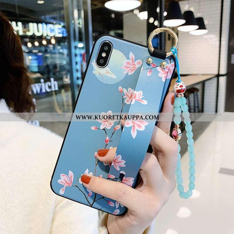Kuori iPhone X, Kuoret iPhone X, Kotelo iPhone X Silikoni Suojaus Kustannukset Yksinkertainen Tuki S